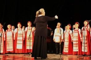 Праздничный концерт, посвящённый 20 летию закладки Храма Державной иконы Божей Матери