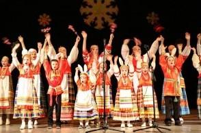 """Благотворительный концерт """"Рождественские звоны"""" Храма Державной иконы Божией Матери."""